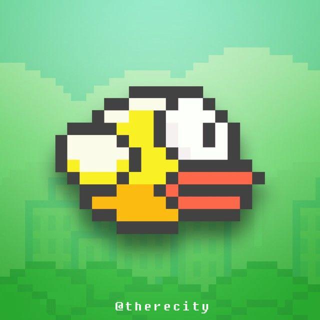 又爱又恨的flappybird网页版